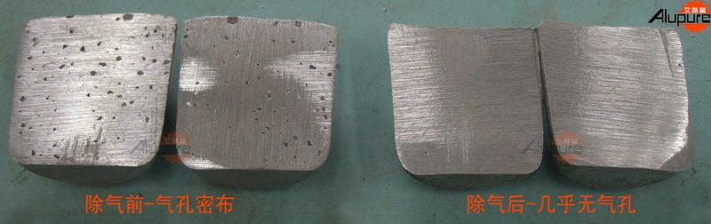 铝液除气除氢测氢